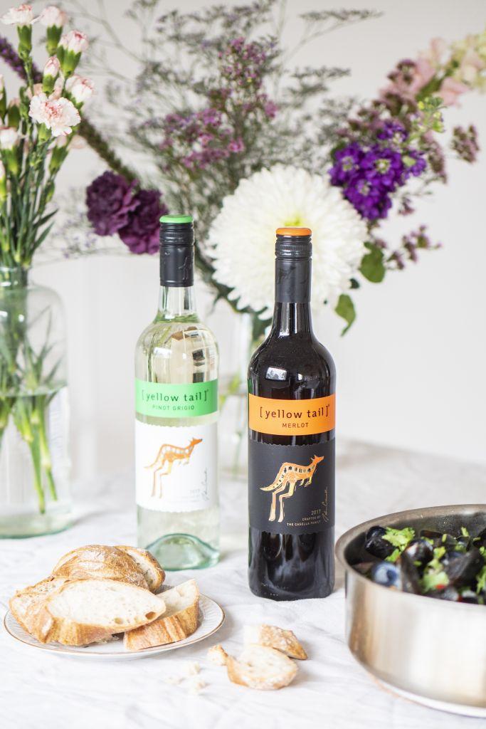 hyvä shiraz viini